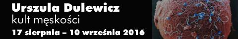"""Galeria xx1 - Urszula Dulewicz  """"kult męskości"""""""