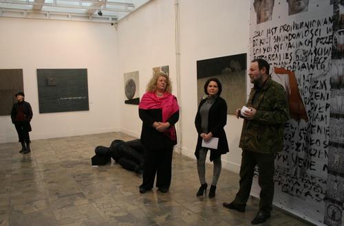 Galeria XX1, Zuzanna Gajos, Po drugiej stronie cienia