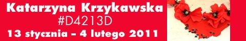 Galeria xx1 - Katarzyna Krzykawska #D4213D