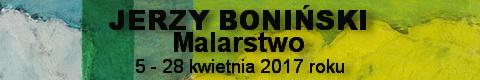 Galeria xx1 - Jerzy Boniński malarstwo